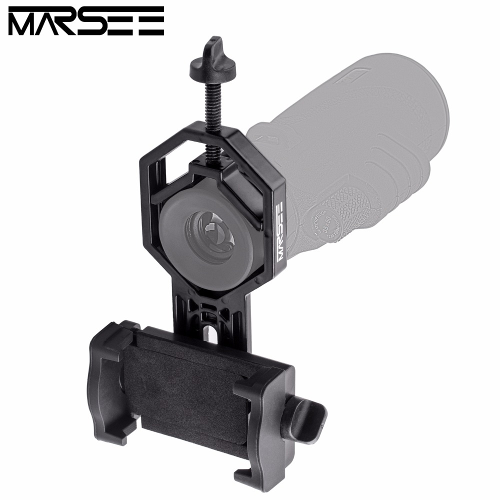 bilder für Universal Handy Adapter Halterung, handy Teleskop Adapter Fernglas Monokulare Spektiv und Mikroskop für Alle Telefon