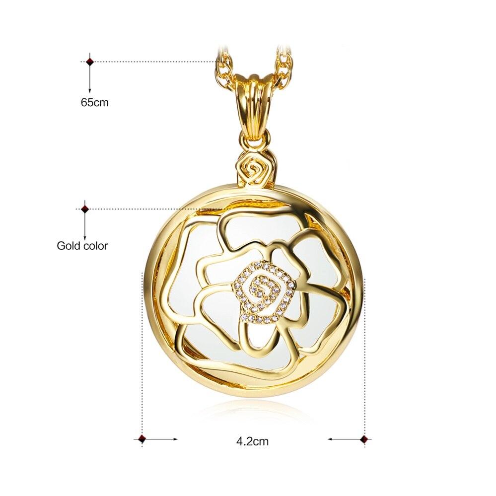 flower pendant 15
