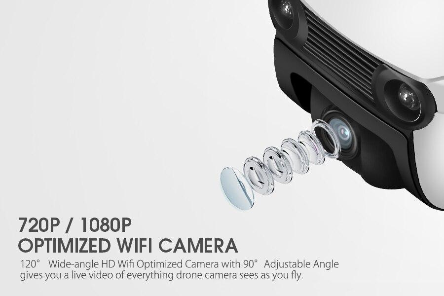 Eachine E511 WIFI FPV With 1080P/720P HD Camera 16Mins