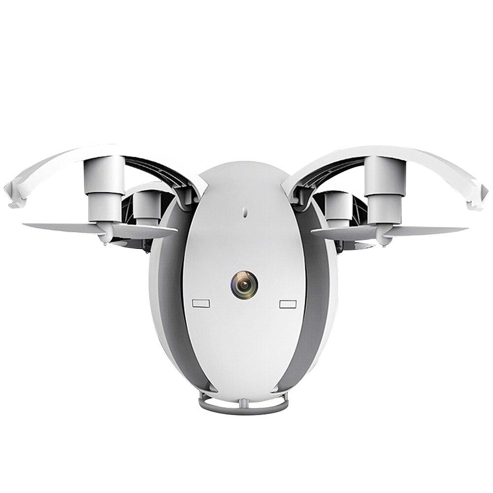 Новое поступление KaiDeng K130 складной мини Дрон с Wi Fi камерой один ключ возврата Atuo Hover Предотвращение препятствий Радиоуправляемый Дрон вертолет