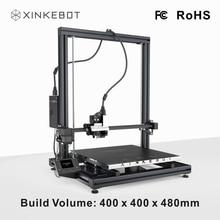 XINKEBOT Impressora i4 Big Format 3D Printer Orca2 Cygnus Double Extruder with Choice Filament