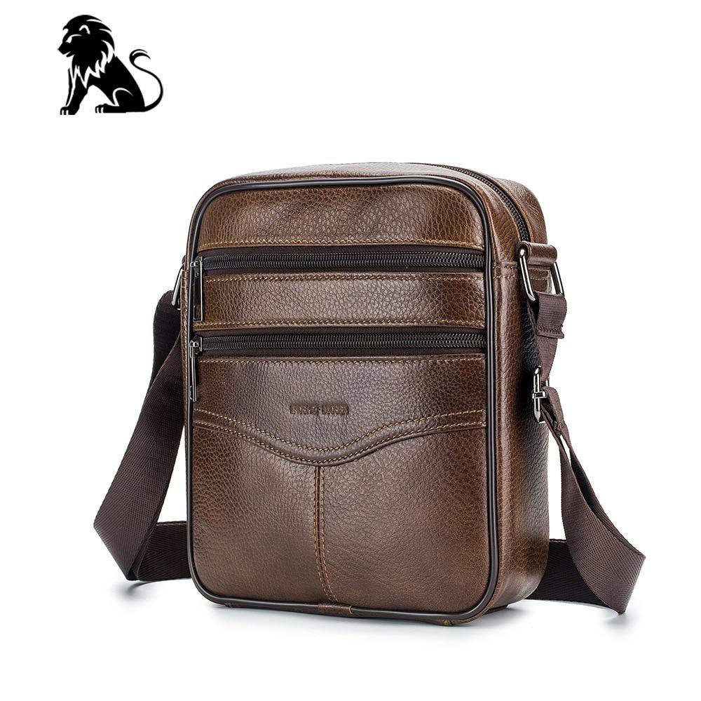 Crossbody-taschen Herrentaschen Weixier Business Aktentasche Handtaschen Schulter Tasche Leder Männer Umhängetaschen Für Männer Casual Hohe Qualität Messenger Reisetaschen