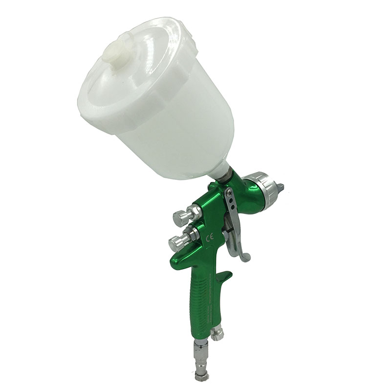 SAT1164 powder paint coating spray gun hvlp spray paint high pressure air paint pistol powder spray paint