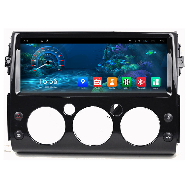 12 3 Quot Android Car Multimedia Stereo Navegaci 243 N Gps Dvd
