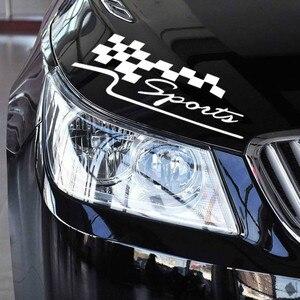 Image 3 - SLIVERYSEA sportowe naklejki naklejka na samochód pokrowce na samochód stylizacja samochodu dla BMW e46 e39 e36 e90 e60 x5 e53 e30 samochodu akcesoria # B1146