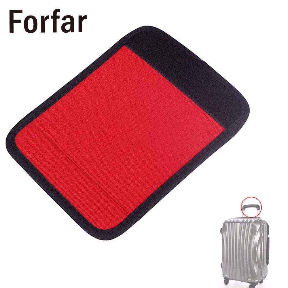 Forfar Comfortable Light Neoprene Handle Wraps/Grip/Identifier for Travel Suitcase Luggage Accessories Fit Any Luggage Handle