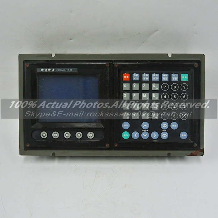 Delta panel PUTNC H4-1 Used In Good Condition With Free DHL / EMS dhl ems delta vfd007a43a a2