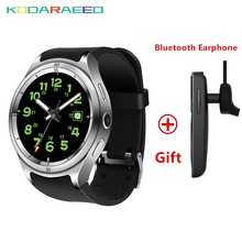 F10 android Smart watch 1GB+16GB WiFi GPS cell 3G phone watch men waterproof Support SIM Nano 3.0 MP camera heart rate tracker