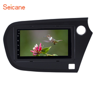 Seicane 7 inch Android 8.1 2Din Car radio Multimedia Player auto Stereo GPS For Honda Insight 2009 2010 2011 2012 2013 2016 RHD