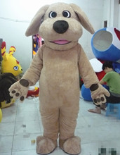 Dog Mascot Costume Party Game Fancy Dress Adult Size Halloween Carnival Advertising Mascot Costume Suits zootopia fox nick fancy dress adult mascot costume