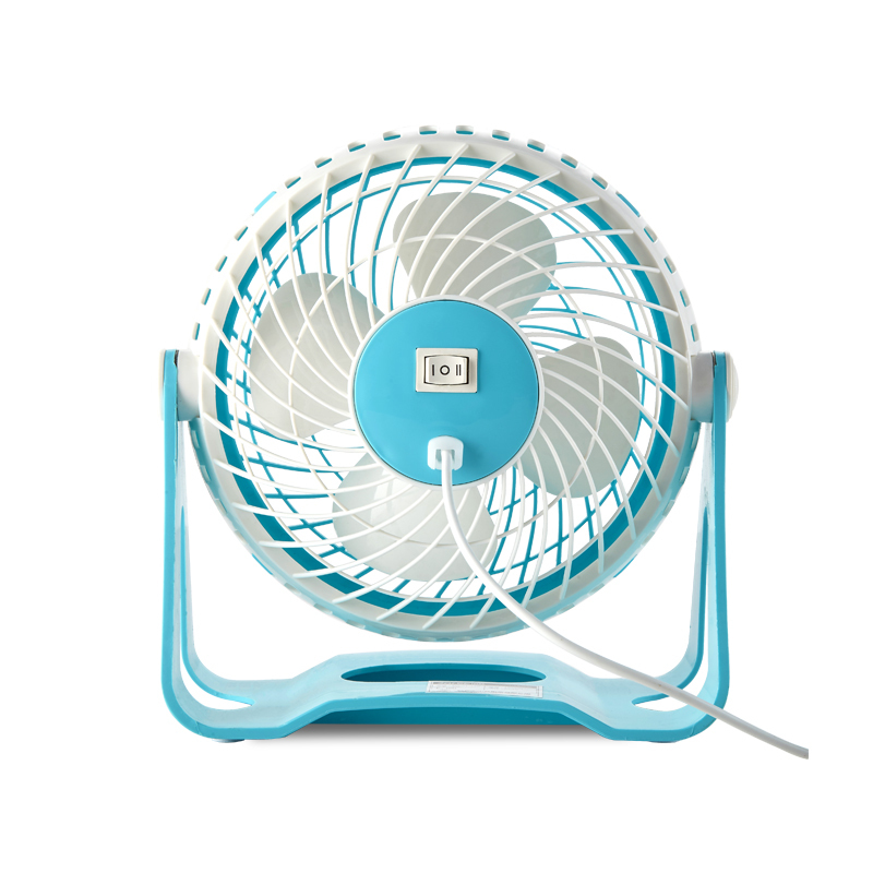 Mini prise de ventilateur, poche de chargement Mini circulateur d'air de ventilateur de bureau USB mobile