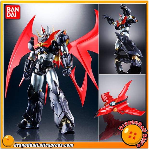 Japan Anime Mazinkaiser Original BANDAI Tamashii Nation Soul of Chogokin GX-75 Action Figure - Mazinkaiser аккумулятор delta gx 12 75 12v 75 а ч gel