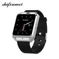 Группа часы 2018 H5 4 г smart watch Android ios Телефон MTK6737 4 ядра 1 г Оперативная память 8 г Встроенная память gps Wi Fi сердечного ритма smartwatch новые модные