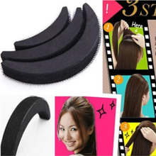 Sponge Braider Hair Maker Styling Twist Magic Bun Hair Base Bump Styling Insert Tool Volume