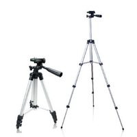 Mayitr 1pc Portable Extendable Tripod Stand Adjustable Camera Tripod Phone Holder 35cm-102cm For Camera   Projector     Accessories