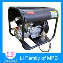 цена на 220V Electric Air Pump Air Pump Double Cylinder High Pressure Paintball Air Compressor for Airgun Rifle
