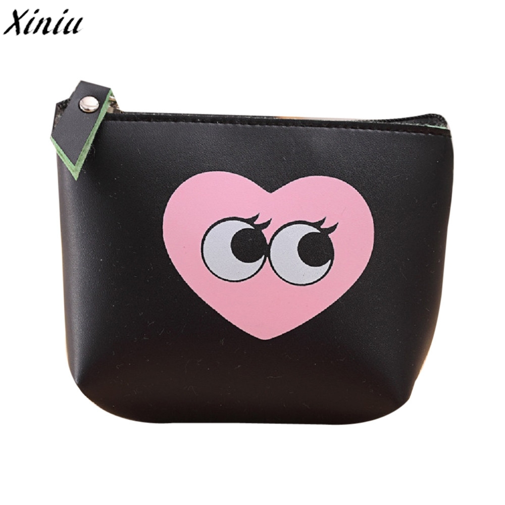 Small Vintage Retro Key Credit Card Coin Bag Purse Pouch Case Holder Wallet HICA