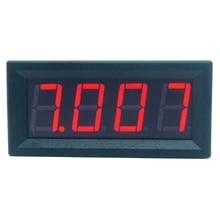 DC 0-99,99 V(100 V) 4-знака после запятой 0,56 дюймов цифровой вольтметр 3 провода Напряжение Панель метр