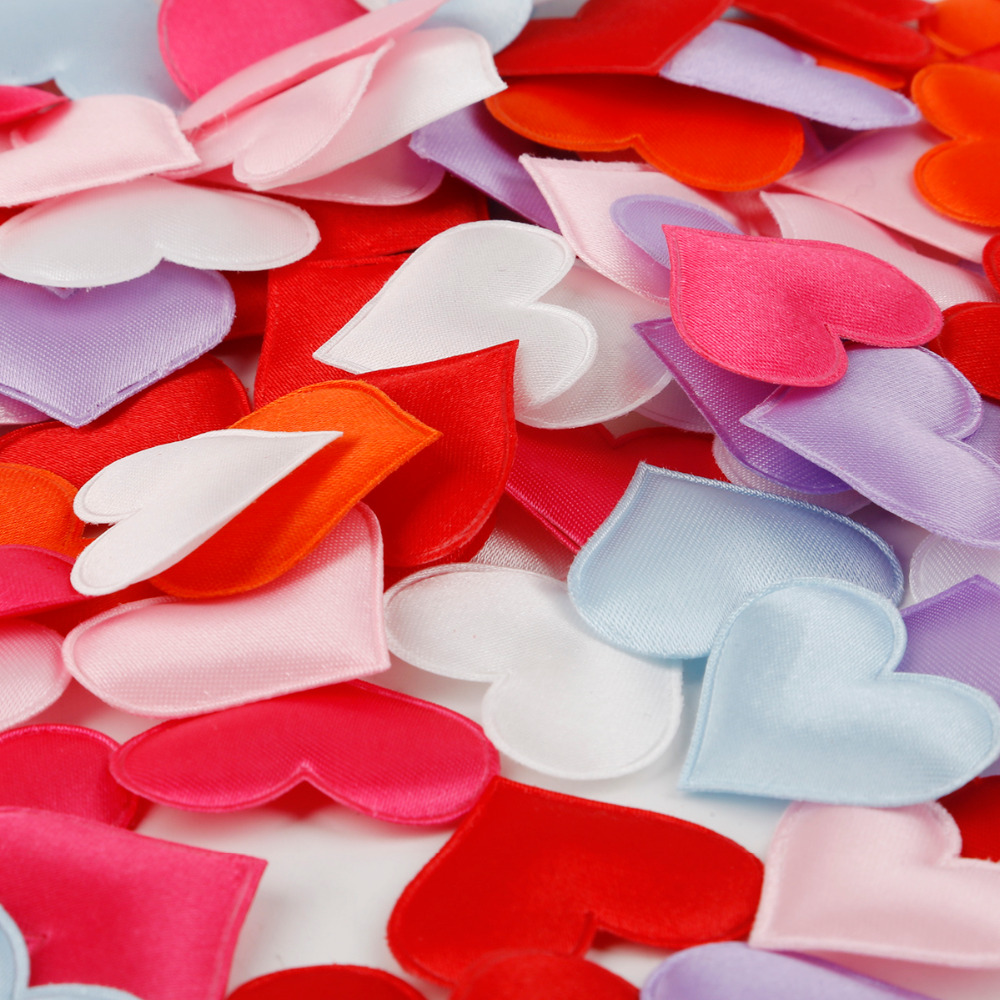 100pcs Lot Love Heart Shaped Sponge Petals Bride To Be Wedding Decoration Marrige Confetti Table Bed Heart Petals Party Supplies Party Diy Decorations Aliexpress