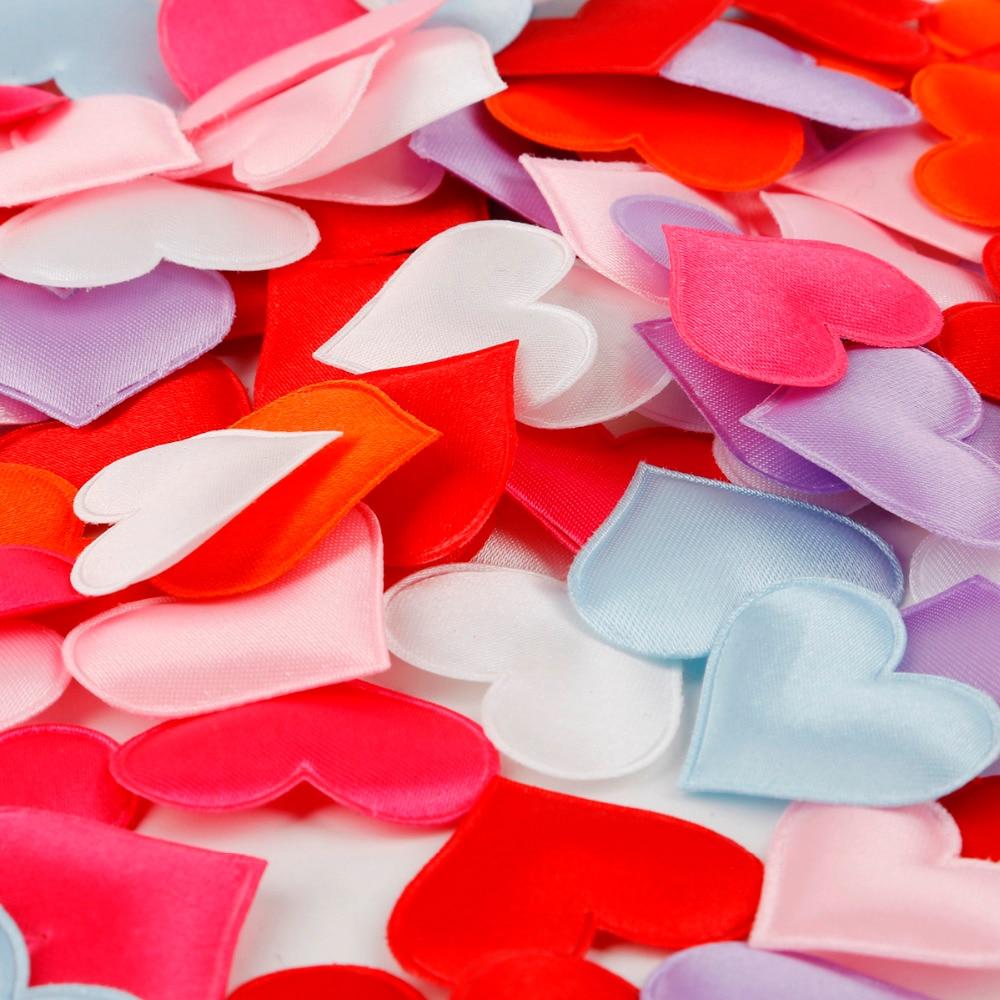 100pcs Lot Love Heart Shaped Sponge Petals Bride To Be Wedding Decoration Marrige Confetti Table Bed Heart Petals Party Supplies Party Diy Decorations Aliexpress