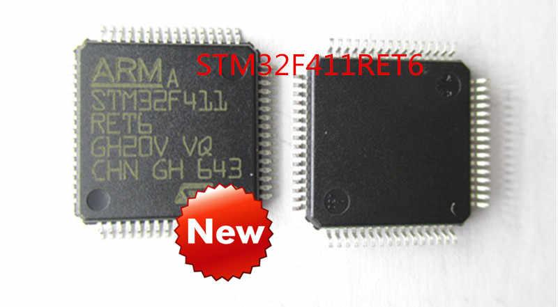 100% Baru Asli STM32F411RET6 STM32F411RE STM32F411 QFP64