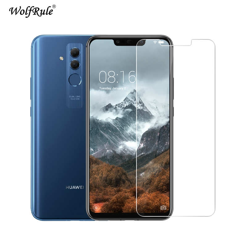 2PCS Screen Protector Glass Huawei Mate 20 Lite Tempered Glass Mate 20 Lite Phone Glass Anti Scratch Film Huawei Mate 20 Lite