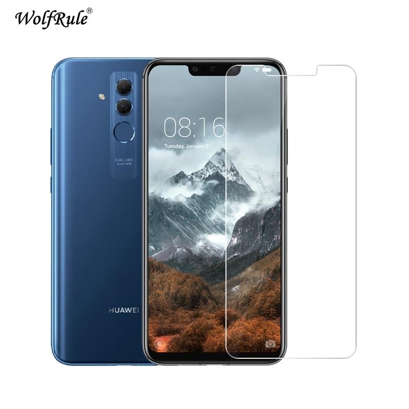 2PCS Screen Protector Glass Huawei Mate 20 Lite Tempered Glass Mate 20 Lite Phone Glass Anti Scratch Film Huawei Mate 20 Lite