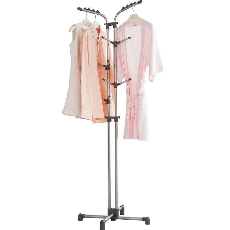 Modern Coat Stand Coat/Hat/Jacket/Umbrella Floor Standing Rack Shelf Clothes Hanger Hooks Home Decor DQ0771Modern Coat Stand Coat/Hat/Jacket/Umbrella Floor Standing Rack Shelf Clothes Hanger Hooks Home Decor DQ0771