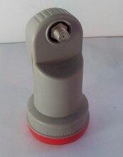 3 個円偏光シングルlnb 10.75 2.4ghz最高信号デジタルhd kuバンド高利得、低ノイズ衛星放送受信アンテナlnb