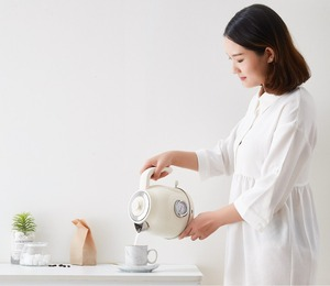 Image 5 - Electric Kettle Import Temperature Control 1.7l Large Capacity with Watch Electric Kettle