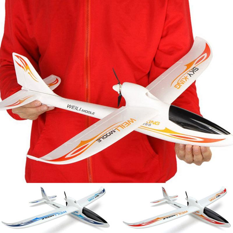 aircraft model toys F959 2.4GHZ 3CH Remote Control RC Airplane king of sky LED light drone Aircraft-RTF keyshare landing frame bracket for glint2 remote control aircraft drone