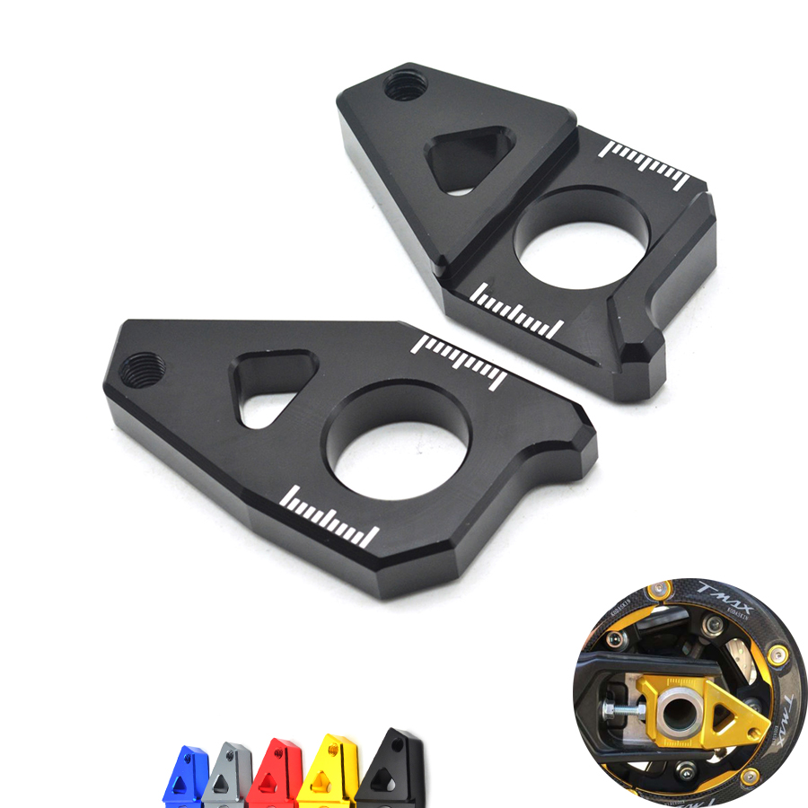 Motorcycle Chain Adjuster chain adjuster tensioner for Yamaha TMAX 530 YZF R1 2005 2007 2008 2009 2010 2011 2012 2013 2014 2015 motorcycle fender eliminator tidy tail for yamaha yzf r1 yzf r1 yzfr1 2004 2005 2006 2007 2008 2009 2010 2011 2012 chrome