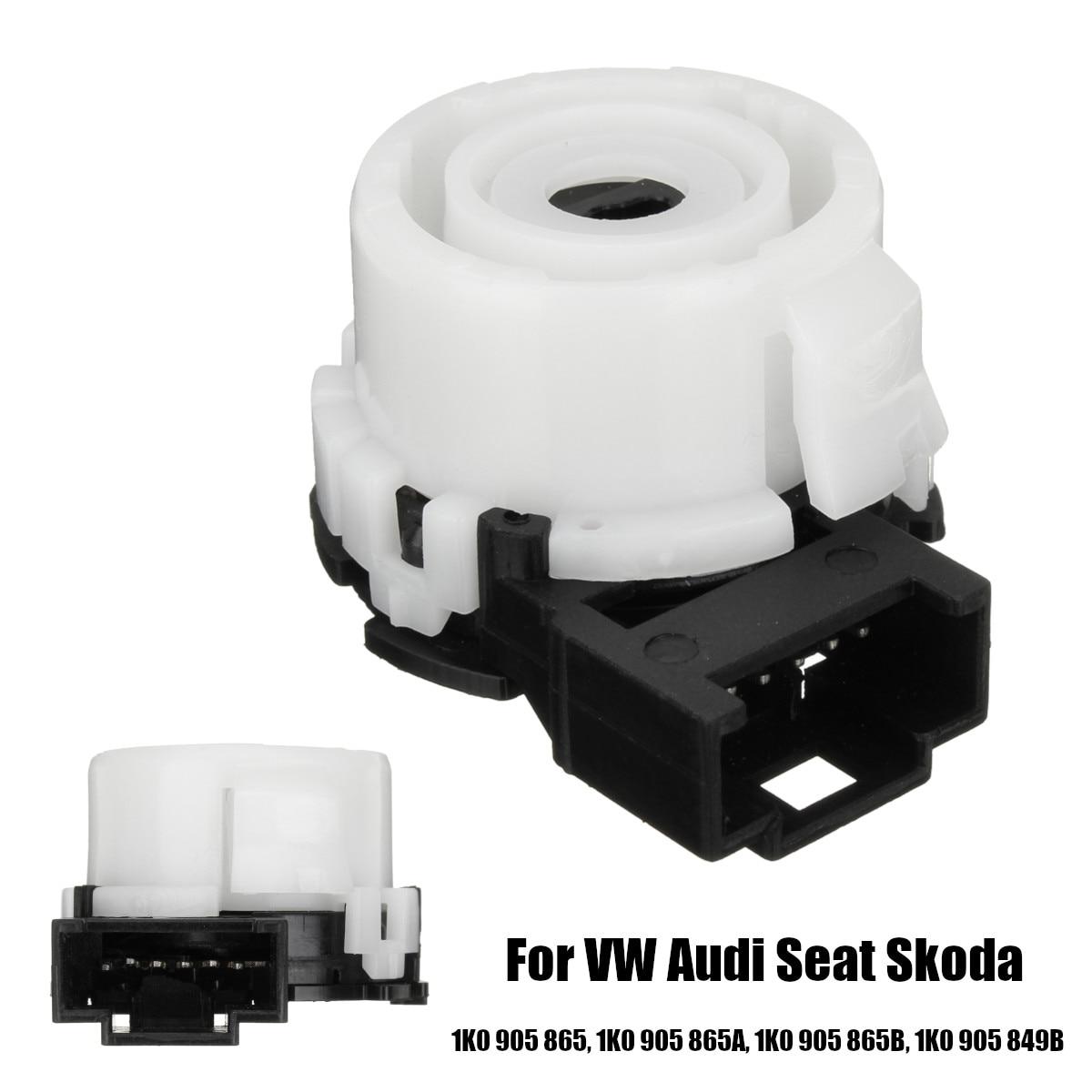 1K0905865 1K0905865A 1K0905849B 1K0 905 865 B Allumage Starter Commutateur pour VW pour Audi Siège pour Skoda