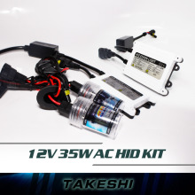 High Quality 35W 12V digital Ballast HID Xenon Kit Dual Beam Bulb 9004-2 9007-2 Car Headlight Headlamp 3000K-30000K