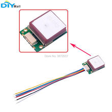 Gmouse GPS Module Positioning Navigation Recorder GALILEO SBAS 9600bps + Antenna for Aircraft Flight Control