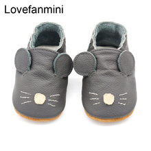 Baby Shoes Soft Genuine cow Leather Baby