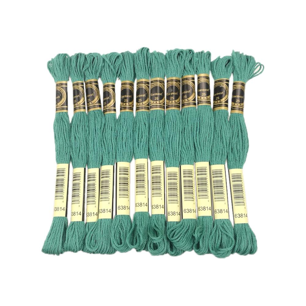 No 3835 DMC Stranded Cotton Embroidery Thread 8 meter Skein