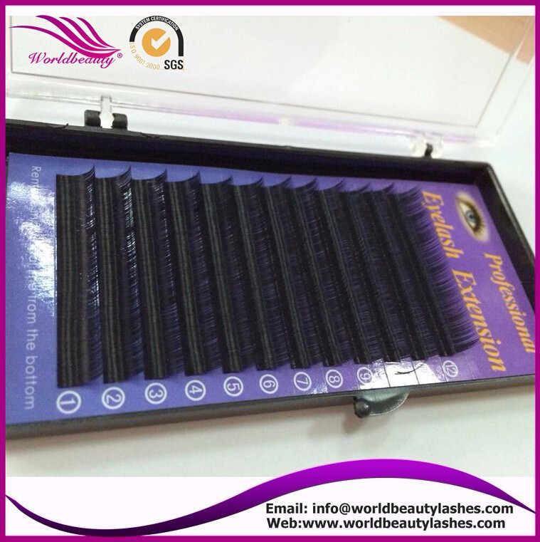 a6357b48faf Best sell 0.07mm faux mink eyelash extension 10 trays each lot , All size  available: J,B,C,D 0.07-in False Eyelashes from Beauty & Health on  Aliexpress.com ...