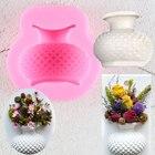 3D Flower Vase Candl...