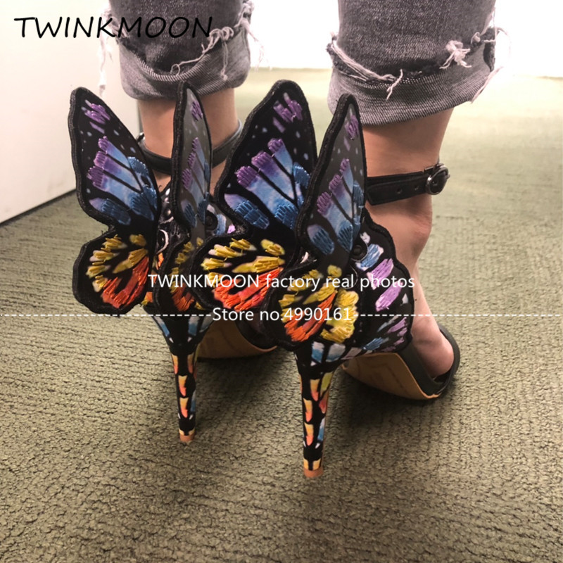 embroidered butterfly sandal1