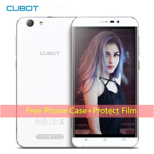 CUBOT Dinosaur 5 5 inch 4G Phablet Android 6 0 MTK6735 64bit Quad Core 3GB 16GB