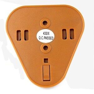 Image 3 - אלחוטי מסעדת מלצר קורא מערכת 10pcs שיחת כפתור + 1 מקלט מארח תצוגת עם קול דיווח מסעדה ציוד