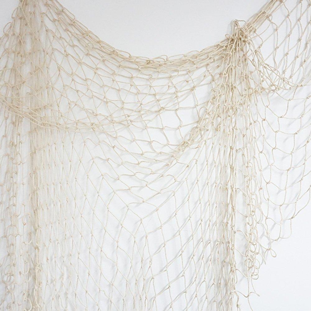 100*200 cm rede de pesca rede decoração