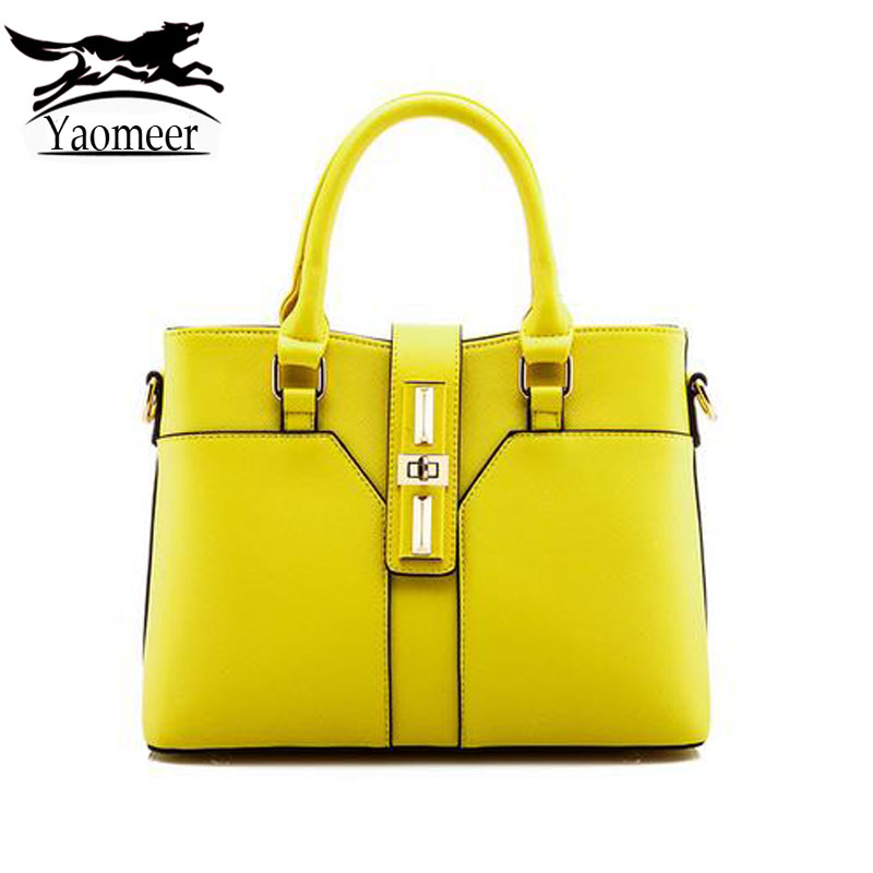 Luxury Women Bags Designer Soft PU Leather Handbags High Quality Famous Brand Solid Hasp Shoulder Messenger Bag Female Tote Sac luxury handbags women bags designer 2017 famous brands high quality pu leather tote bags female shoulder bags ladies sac a main