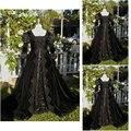 Custom-madeR-099 19 century Vintage costume Victorian Gothic Lolita/Civil War Southern Belle Ball Halloween dresses Sz US 6-26
