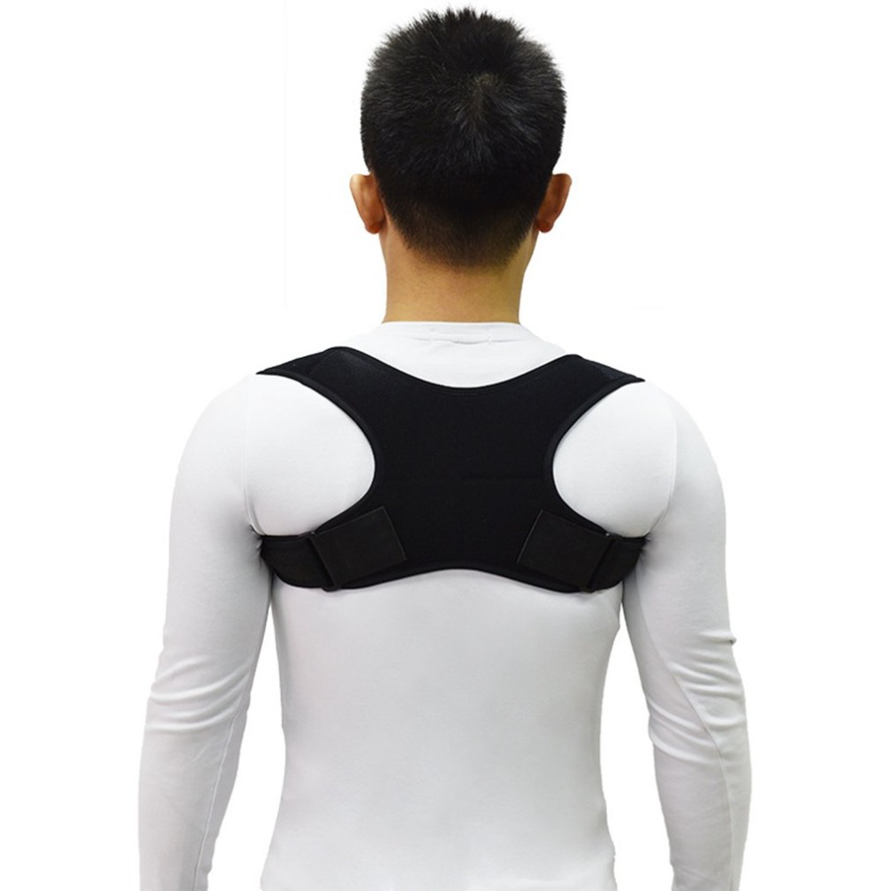 Durable Posture Corrector Belt Made of Breathable Neoprene with Adjustable Straps for Correcting Body Posture Provides Huge Pulling Strength for Shoulders 13