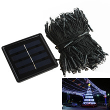 High Quality New Arrival!  Multicoloured Solar Power 200 LED String Fairy Light for Christmas Party