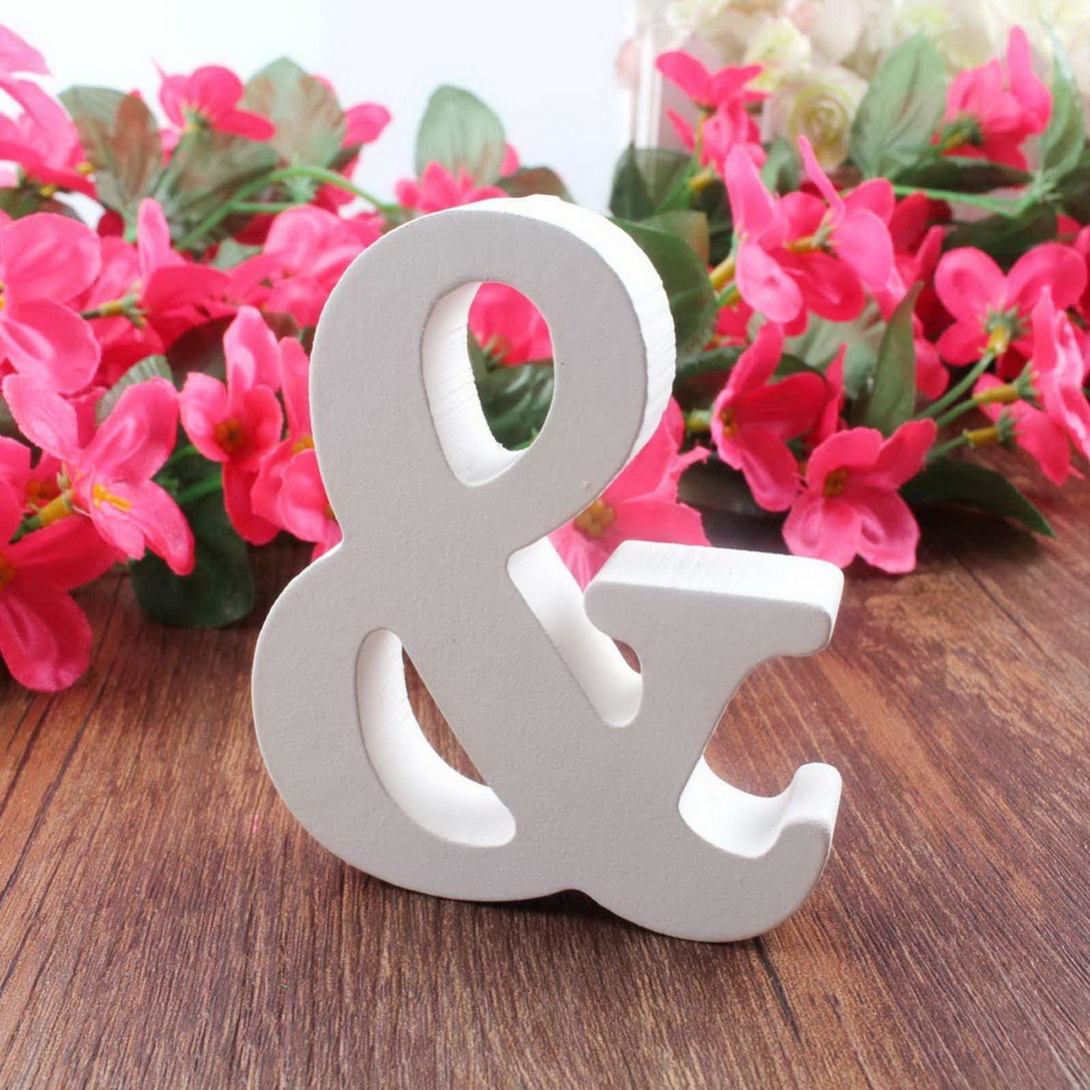 Aliexpress.com : Buy 1 Set Mr U0026 Mrs Wooden Letters For Wedding Decoration  Supplies Sign Top Table Present Decor Event Party Supplies Home Decor From  ...