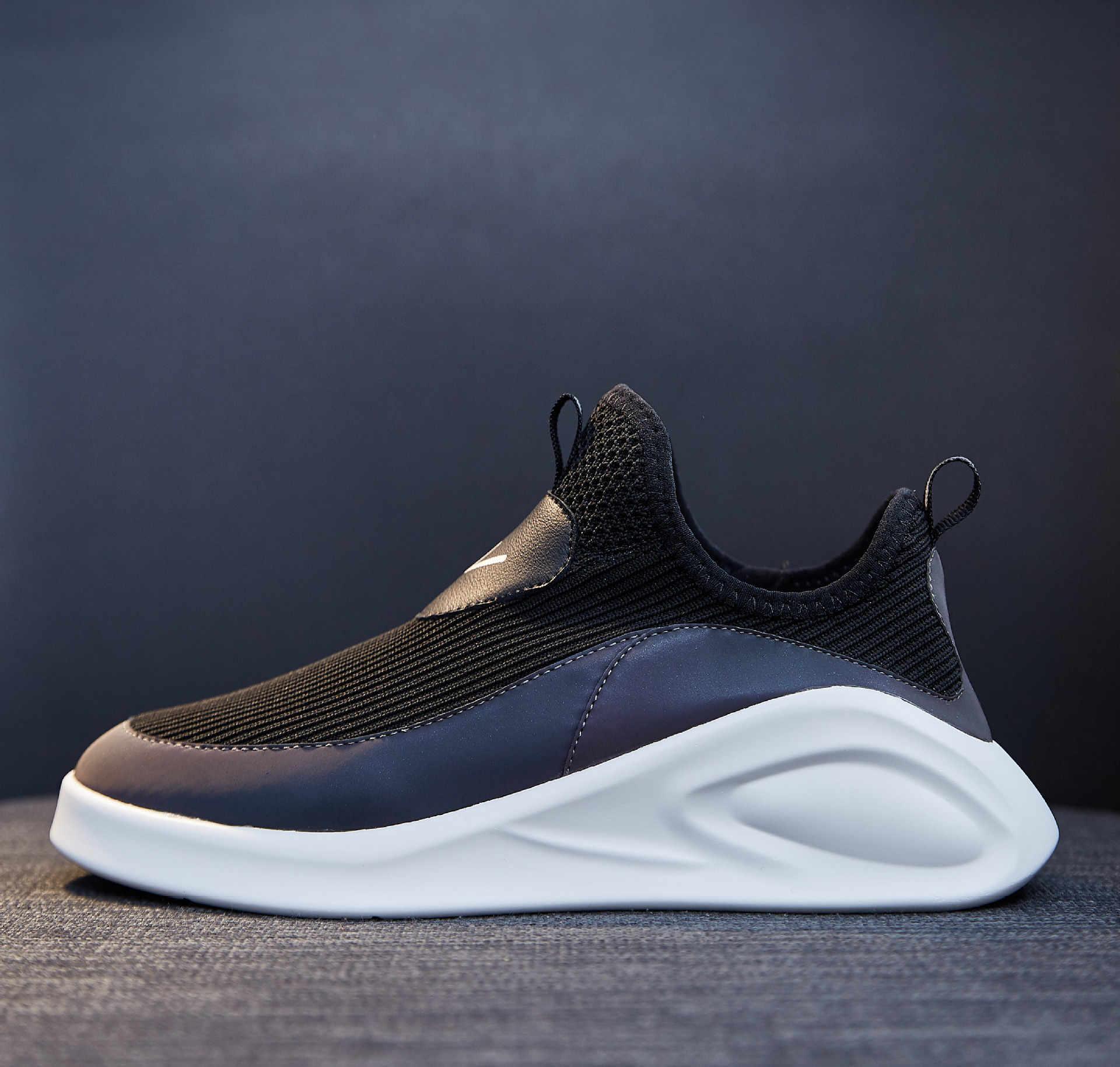 2019 wiosna nowych kobiet nowej buty wulkanizowane mody dzikie dorywczo buty sportowe kobiet wygodna oddychająca siateczka buty damskie