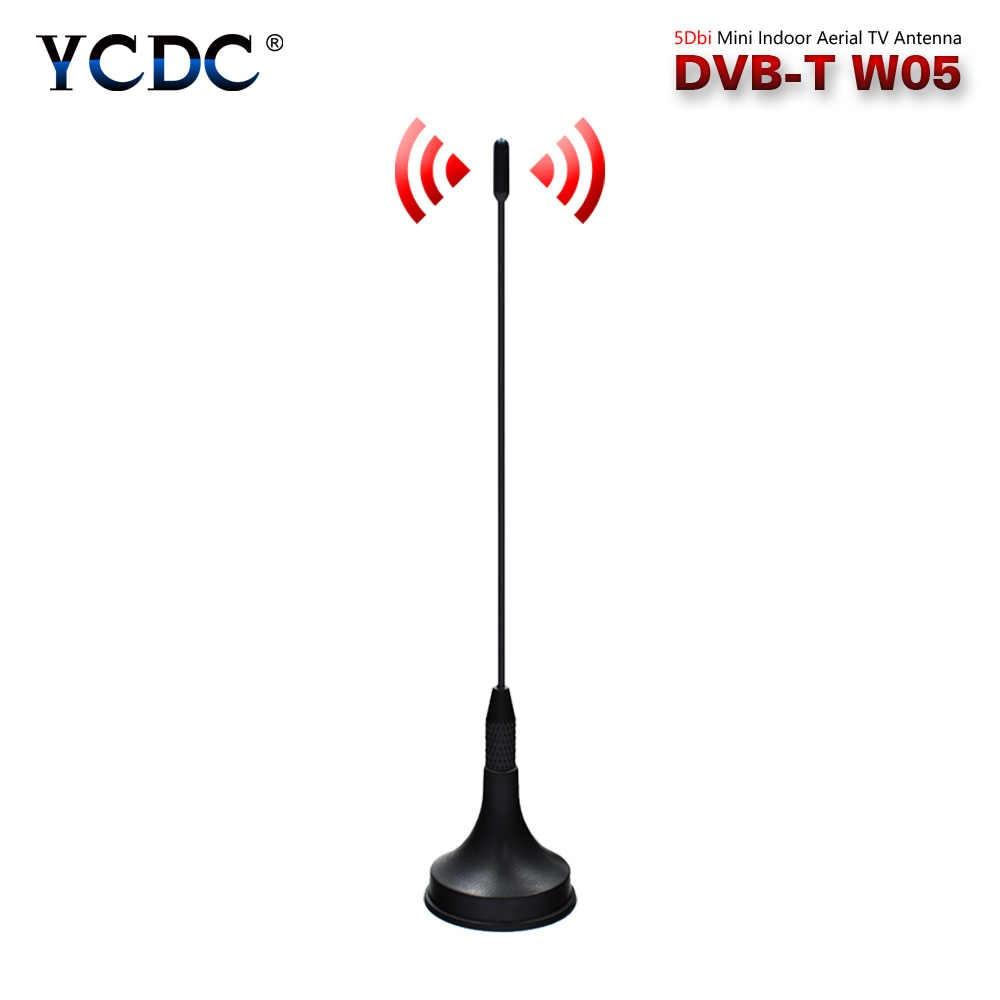 5dBi сигнал высокого усиления цифровая ТВ антенна Freeview 5-DBI HD ТВ антенный усилитель для DVB-T телевизионная антенна HD-tv Box прочность